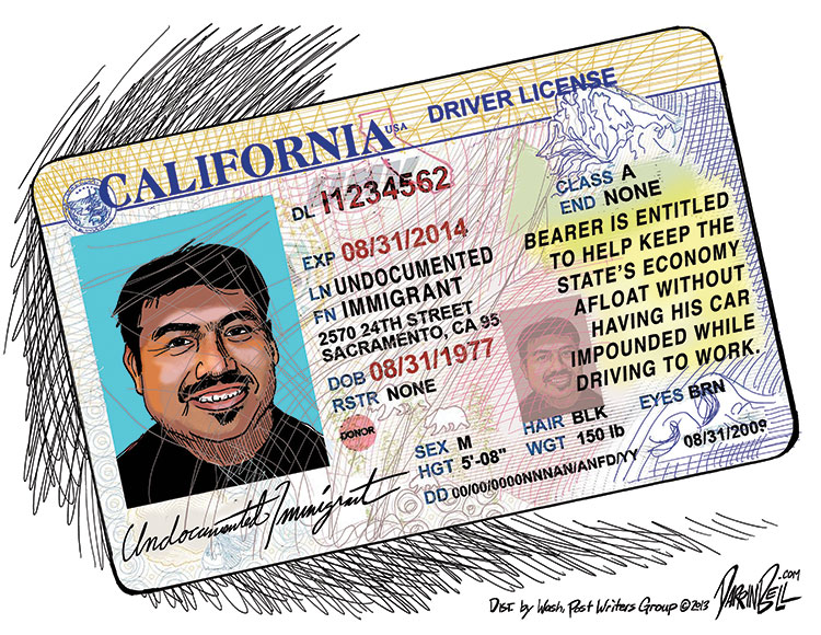 Undocumented Immigrants Can Now Get Driver Licenses