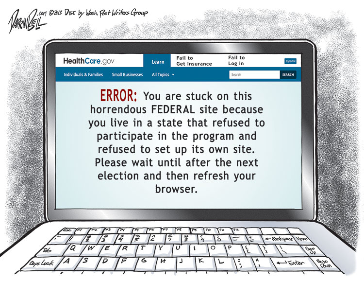 The Reason Millions are Frustrated by the ACA Website