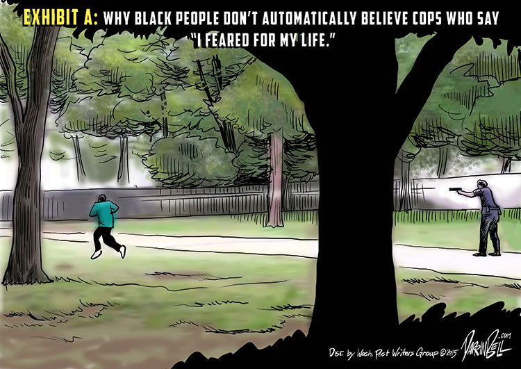 A South Carolina Cop Murders Walter Scott