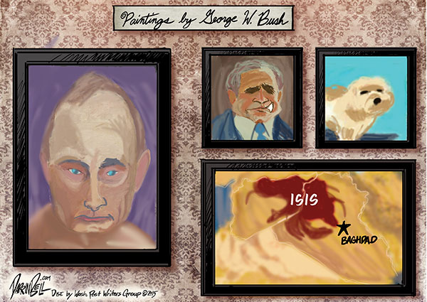 Creations of George W. Bush